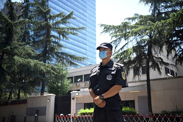 La Chine s'empare du consulat des Etats-Unis à Chengdu après le départ des Américains