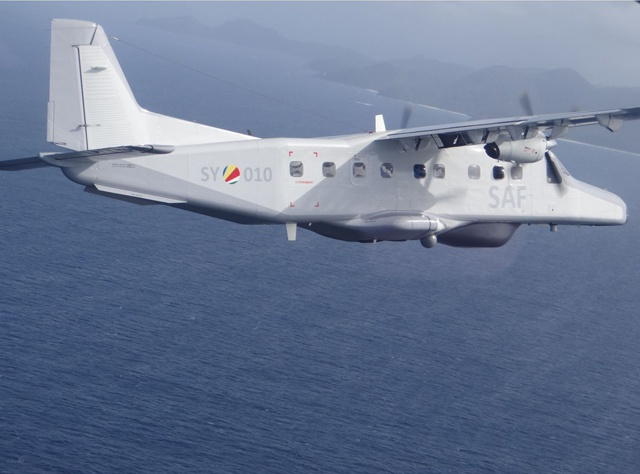 Seychelles Coast Guard searching for Australian sailing couple just out of reach of rescue tanker