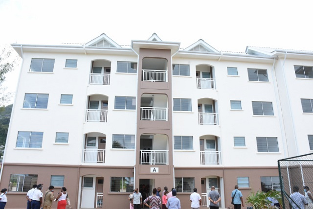 14 housing projects allocated from Seychelles' 24-24-24 plan