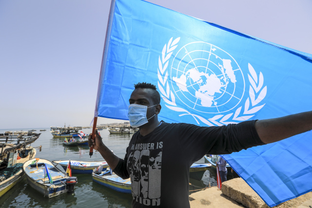 Pandemic's economic fallout will worsen conflicts: UN diplomats