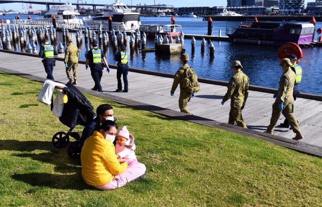 Australia records deadliest day of pandemic so far