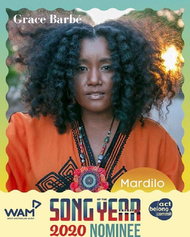 Seychellois Grace Barbé nabs award in Australia for her version of Creole song Mardilo