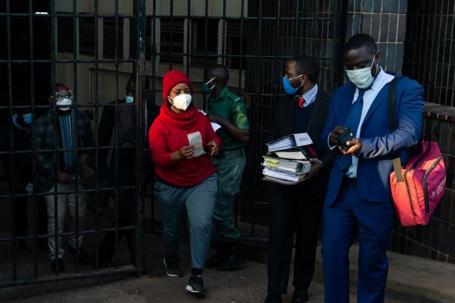 Zimbabwe govt defends arrests, denies kidnappings and hardship