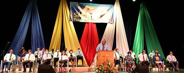 Le principal parti d'opposition des Seychelles approuve ses 26 candidats pour l'élection de l'Assemblée nationale