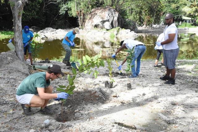 Les Seychelles bénéficieront de 50 millions de dollars de subventions pour des projets sur le changement climatique