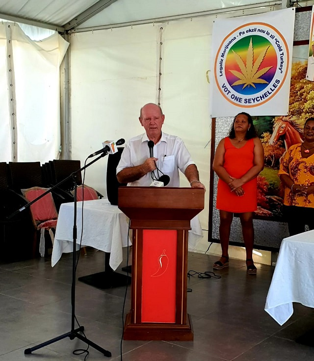 One Seychelles confirms 6 more candidates; will stand alone in Oct vote