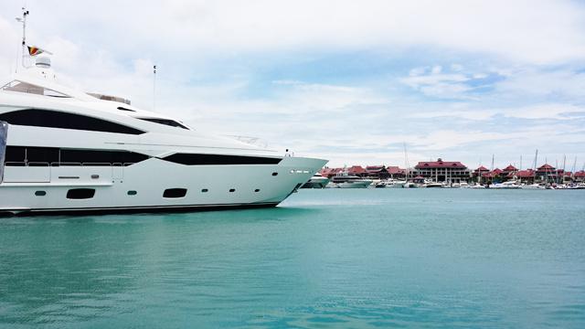 Les règles sont renforcées pour les propriétaires étrangers de yachts privés aux Seychelles