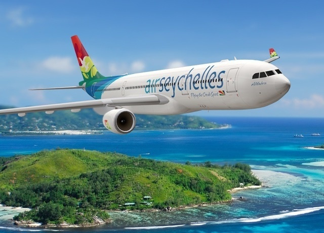 Air Seychelles operating repatriation flights to neighbouring islands of Reunion and Mauritius