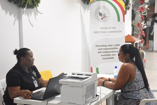 Seychelles Electoral Commission refutes rumours of voter register tampering