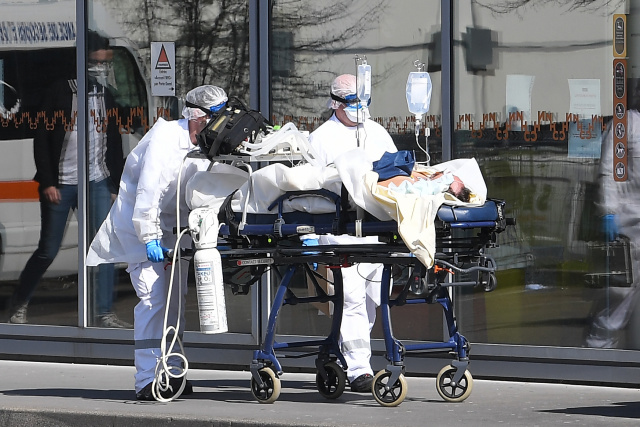 WHO delivers Europe death warning as infections hit new high