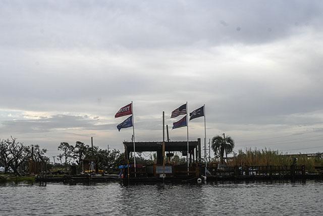 L'ouragan Sally se renforce et menace les côtes américaines