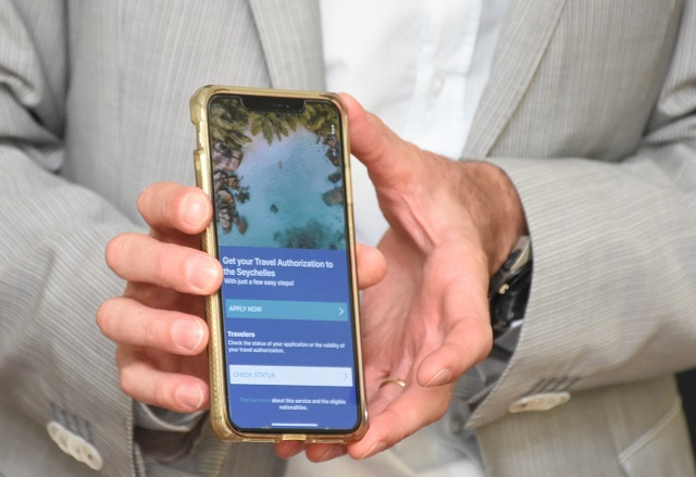 Seychelles launches visitor management platform, a COVID-era all-in-one system