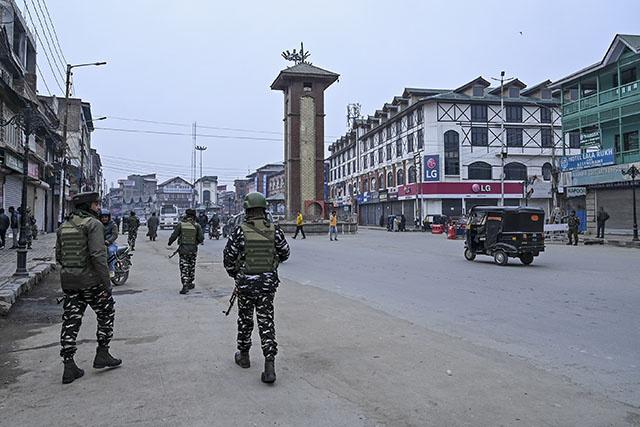 Affrontements au Cachemire indien après une fusillade meurtrière
