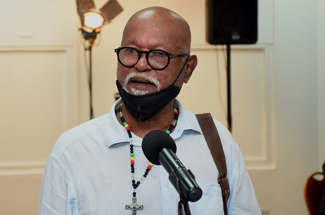 Pillay contests Seychelles Electoral Commission's rejection of his candidacy for president