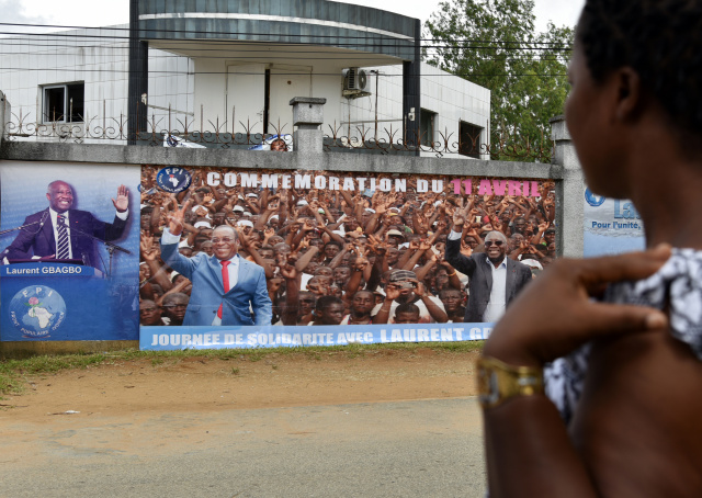 African court requests I.Coast ex-president Gbagbo be added to electoral roll