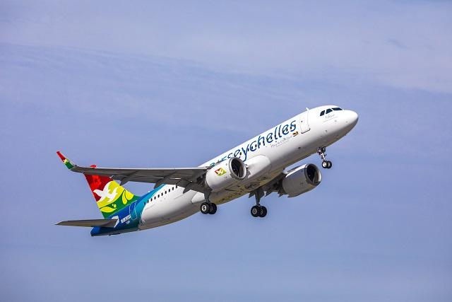 Air Seychelles to resume flights to Joburg, Mauritius, Tel Aviv on Nov. 1