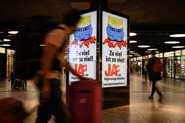 Swiss vote bolsters EU relations, but storm clouds ahead