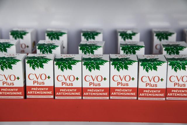 Madagascar launches 'Covid-Organics' capsules
