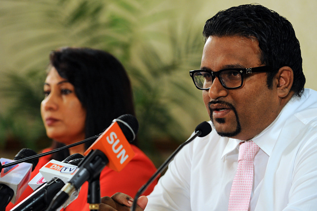 Maldives ex-vice president gets 20 years for graft