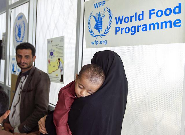 Le Nobel de la paix au Programme alimentaire mondial, en guerre contre la faim