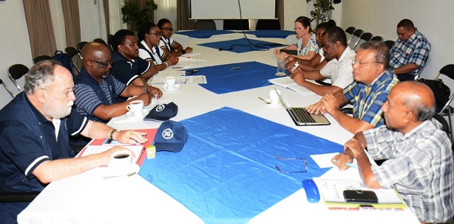 Election observers from across East Africa arrive in Seychelles ahead of October 22-24 vote