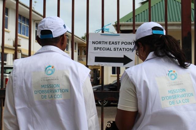 Des observateurs de toute l'Afrique de l'Est arrivent aux Seychelles avant les élections du 22 au 24 octobre