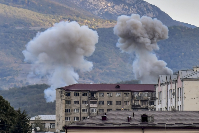 Armenia, Azerbaijan agree ceasefire, start of 'substantive' talks