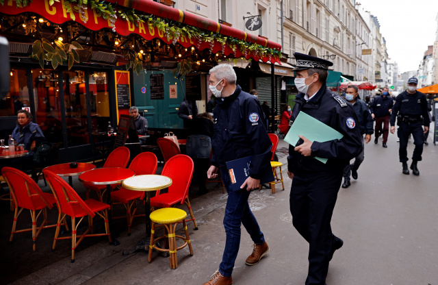 France risks new lockdowns if Covid surge worsens: PM