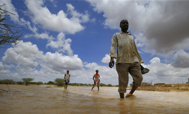 Early action vital to stymie climate disasters: report