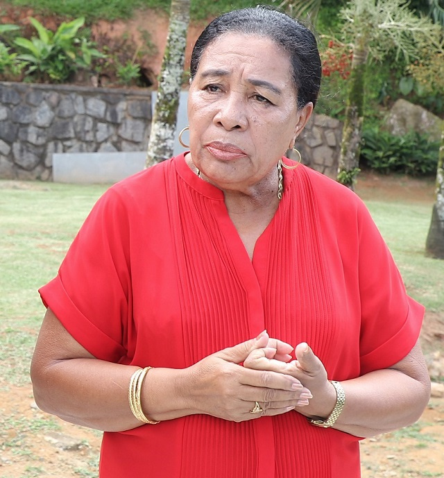 MNA candidate Ivy Edmond hopes to see women hold equal power in Seychelles