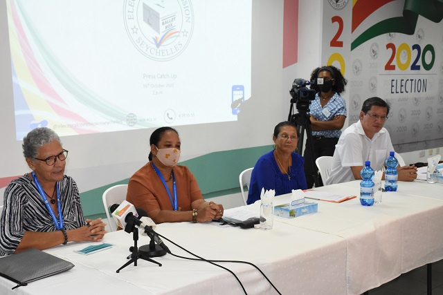 25 schools, creches to be used as voting stations in Seychelles' Oct 22-24 election