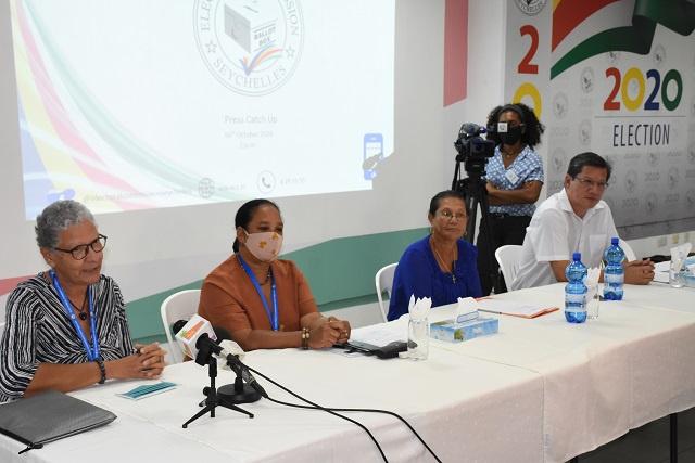 25 écoles et crèches seront utilisées comme bureaux de vote lors des élections du 22 au 24 octobre aux Seychelles