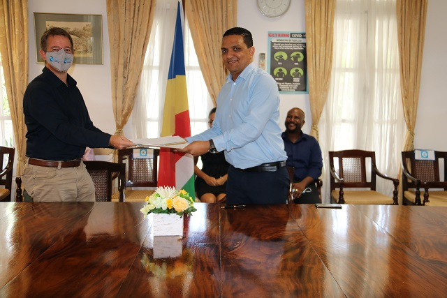 Fisheries Transparency Initiative now headquartered in Seychelles after signing of agreement