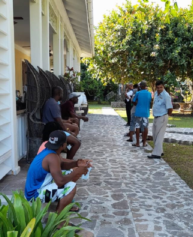 3,874 ballots cast in Seychelles' outer islands, but high seas prevent some from voting
