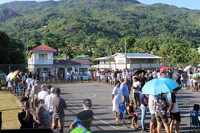 Les Seychelles votent pour élire leur nouveau président