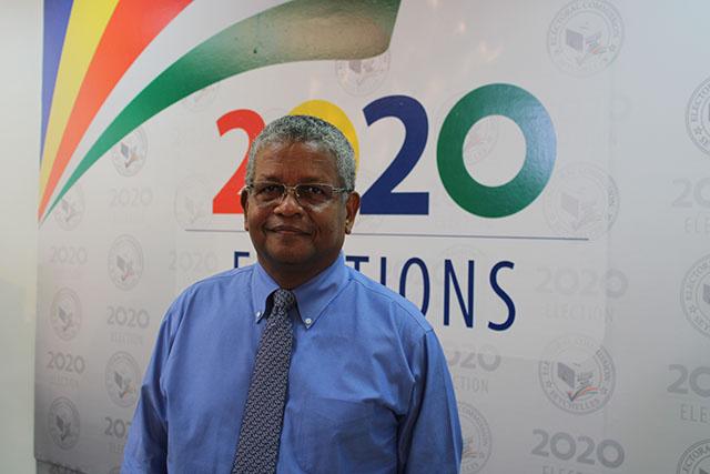 Wavel Ramkalawan élut président des Seychelles avec près de 55 % des voix
