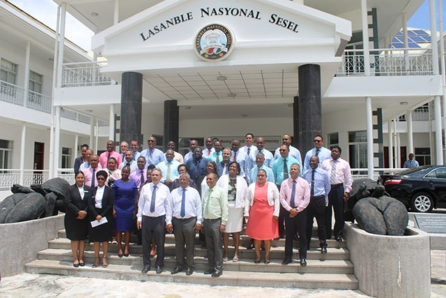 Seychelles' National Assembly, controlled by the president's party, is sworn in