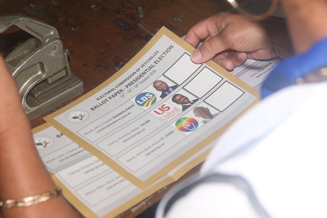 3 presidential candidates in Seychelles wish for fair, peaceful election