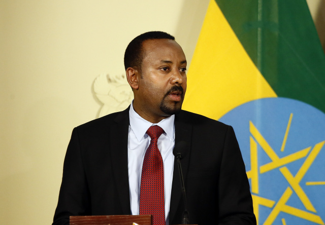 Ethiopia PM orders response after 'attack' on military camp in restive Tigray region