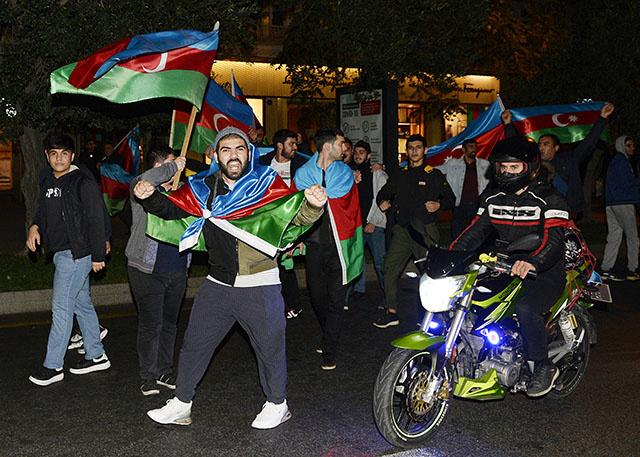 Nagorny Karabakh: un accord de fin des hostilités entre Arménie et Azerbaïdjan