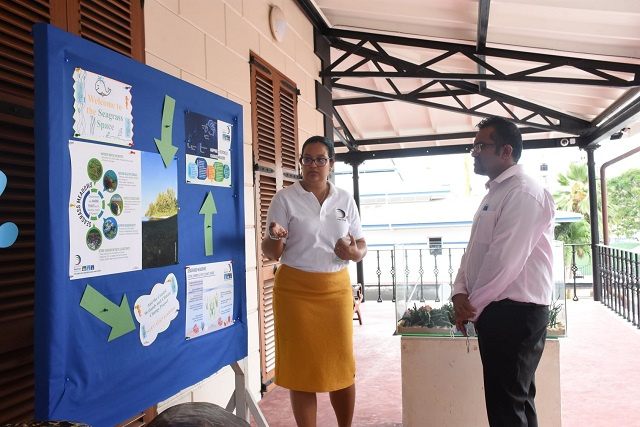 Now 5 years old, SeyCCAT celebrates Blue Economy project successes