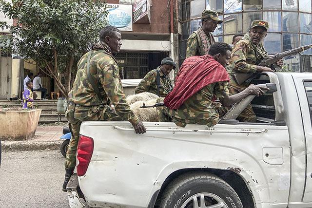 Au moins 11.000 Ethiopiens fuyant le conflit se réfugient au Soudan