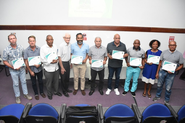First woman elected to Seychelles Football Federation dreams of future successes
