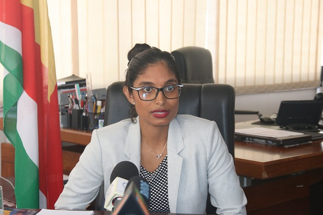Seychelles' youngest minister -- age 31 -- learned entrepreneurship from family business