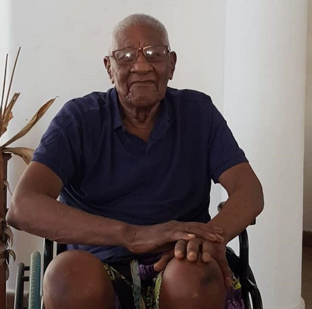 Seychelles loses one of two remaining World War II veterans with passing of Samuel Jolicoeur