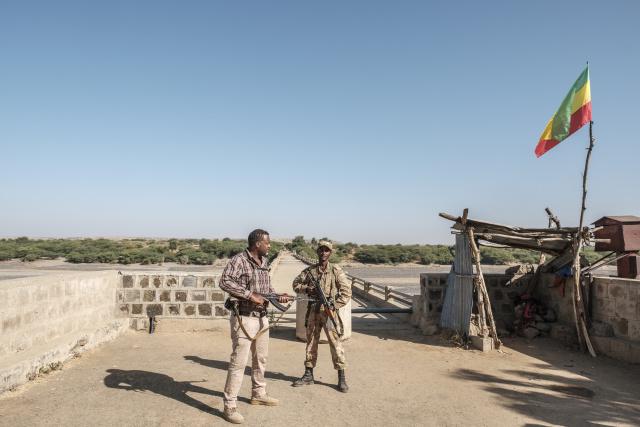 Tigray leader tells Ethiopian PM his people 'ready to die'