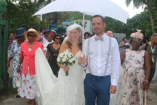 L'industrie du mariage aux Seychelles à un énorme potentiel au milieu du COVID
