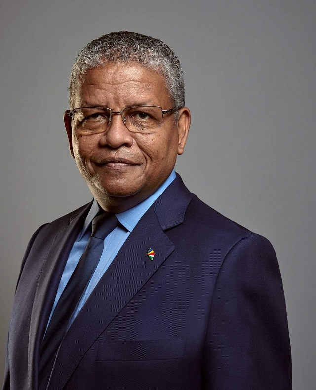 President of Seychelles' first overseas trip in office scheduled for Mauritius this weekend