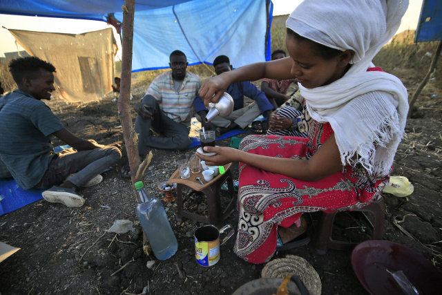 Wounded flood hospitals after Ethiopia PM declares Tigray victory