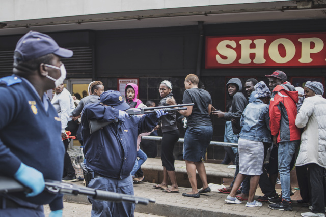 South Africa fears virus comeback as cluster outbreaks flare